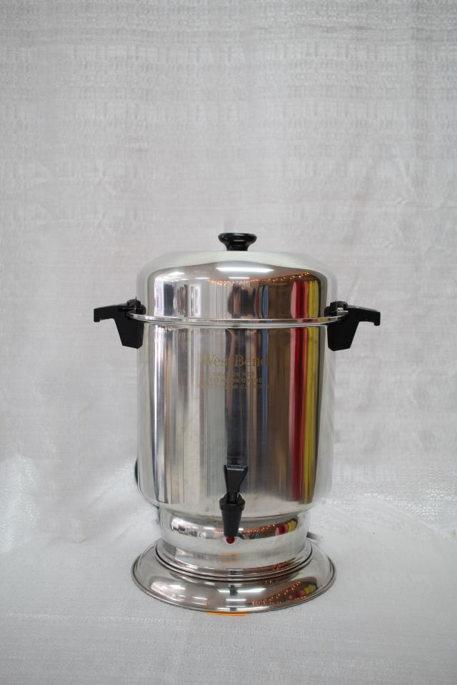 Where to find PERCOLATOR,   55 CUP SS URN in Cary