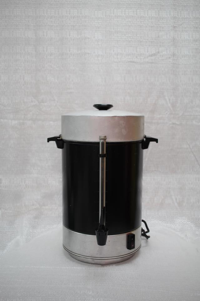 Where to find PERCOLATOR, 101 CUP BLACK SATIN URN in Raleigh