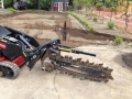 Rental store for DINGO TRENCHER ATTACH  BLUE in Raleigh NC