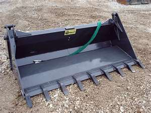 Where to find SKID STEER BUCKET, 4 IN 1 in Raleigh