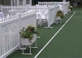 Where to rent EVENT FENCING - 6  WHITE PANELS in Cary NC