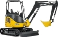 Rental store for EXCAVATOR, MINI 27D ZTS in Raleigh NC