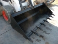 Rental store for SKID STEER BUCKET, STD W TEETH in Raleigh NC