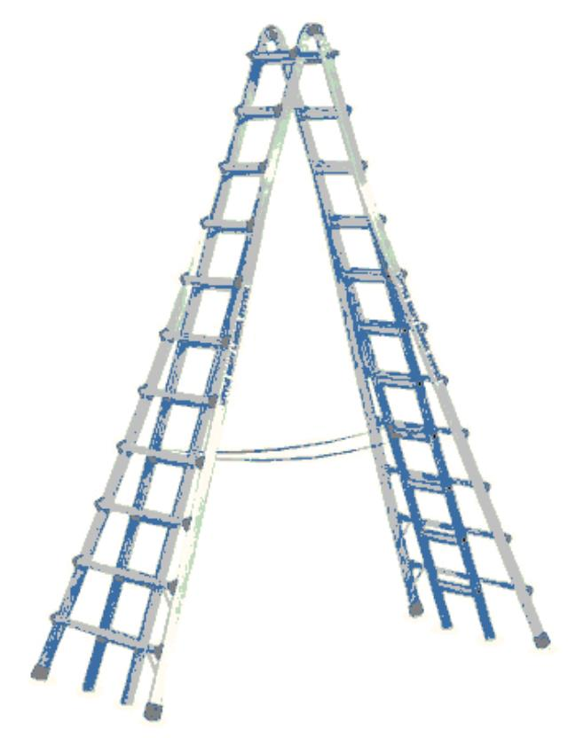 Where to find LADDER, 21  STEP ADJ. LITTLE GIANT in Cary