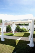 Where to rent 9 X 5 MARQUEE, WHITE in Cary NC
