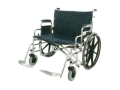 Rental store for WHEEL CHAIR - LARGE in Raleigh NC
