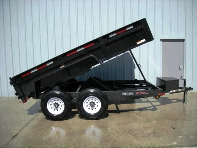 Where to find TRAILER, DUMP - 5 YARDS 8,800 LBS in Raleigh