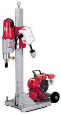 Where to rent CORE DRILL, HAND HELD in Cary NC