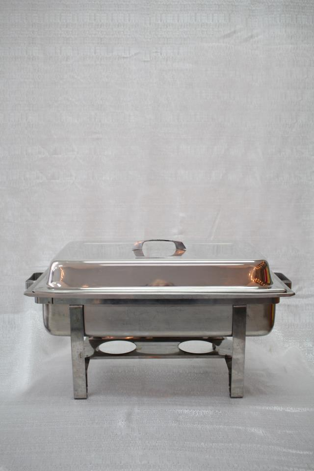 Where to find CHAFER, STAINLESS 8 QUART in Raleigh
