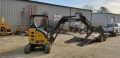 Rental store for EXCAVATOR, MINI 30G W  SOLID THUMB in Raleigh NC