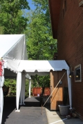 Rental store for 9 X 10 MARQUEE, WHITE in Raleigh NC