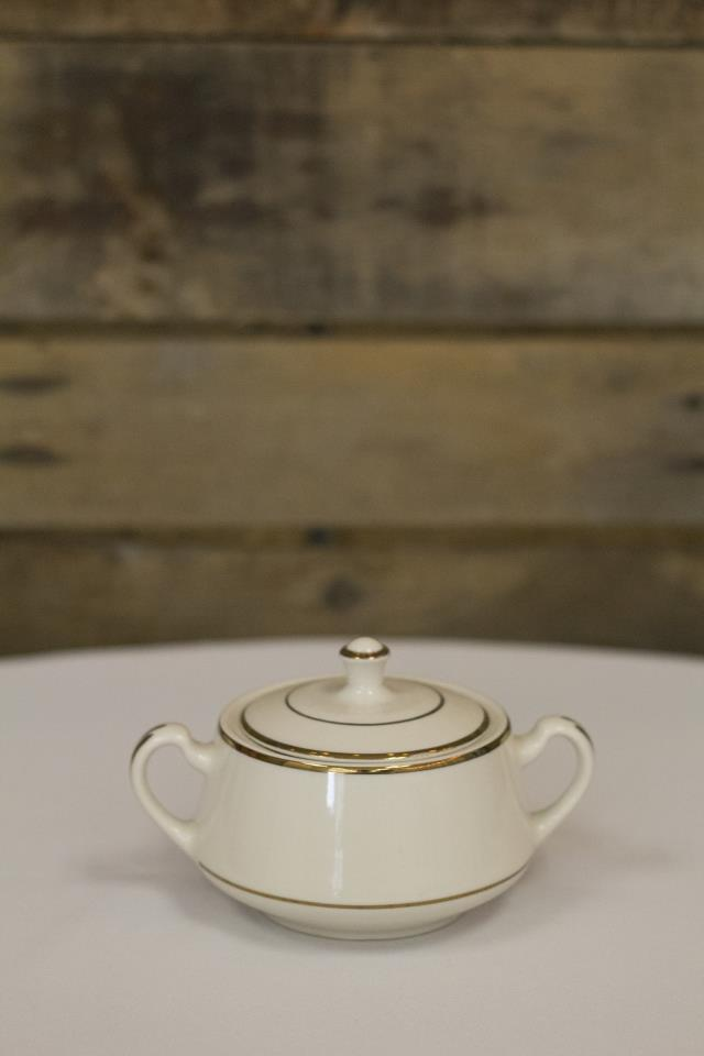 Where to find CHINA, IVORY SUGAR BOWL in Raleigh