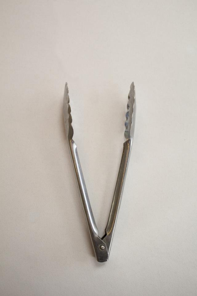 Where to find TONGS, 6  STAINLESS in Raleigh