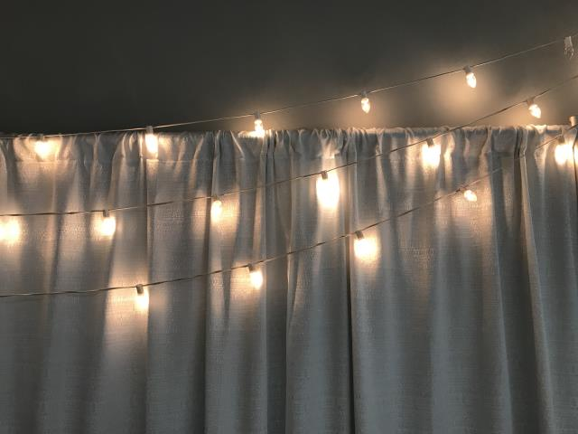 Where to find STRING LIGHTS, SMALL 25  STRAND in Raleigh