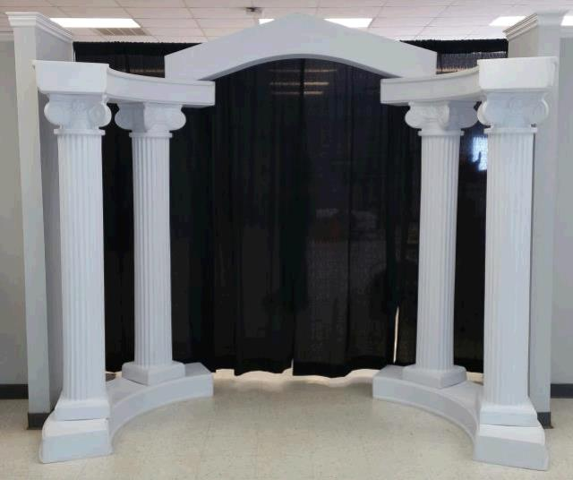Where to find COLONNADE, 4-72  COLUMN W ARCH in Raleigh