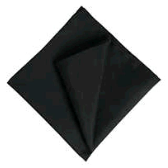 Where to find NAPKIN, LINEN 20X20 BLACK in Raleigh