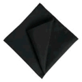 Rental store for NAPKIN, LINEN 20X20 BLACK in Raleigh NC