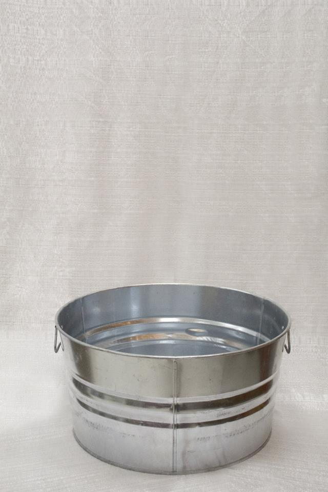 Where to find TUB, GALVANIZED - 15 GALLON in Raleigh