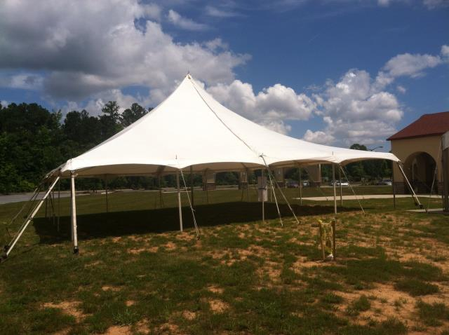Where to find 40 X 40   POLE TENT, WHITE-TT in Raleigh